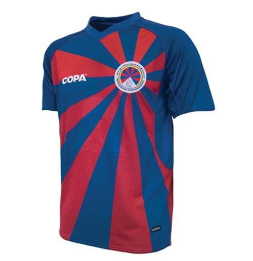 2011-12 Tibet Copa Home Football Shirt