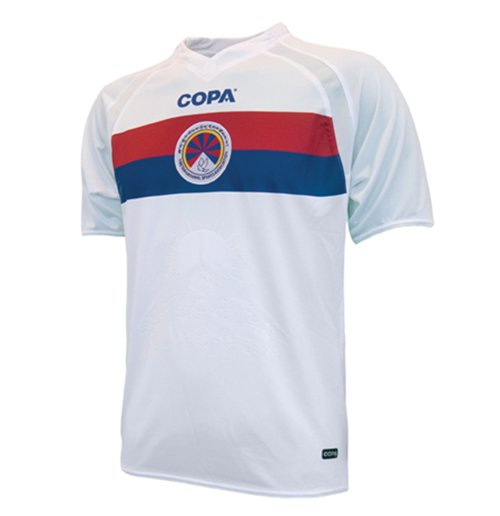 2011-12 Tibet Copa Away Football Shirt