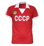 CCCP 1980\'s Short Sleeve Retro Shirt 100% cotton