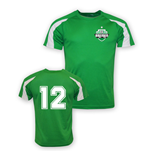 12 Werder Bremen Sports Training Jersey (green)