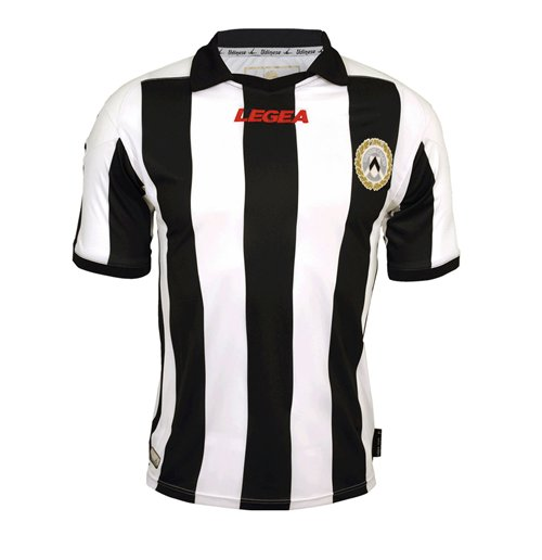 2012-13 Udinese Legea Home Football Shirt (Kids)