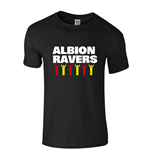 Albion Ravers Celebration T-Shirt (Black)