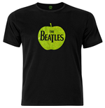 The Beatles Mens Fashion Tee: Apple
