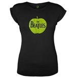 The Beatles Ladies Fashion Tee: Apple