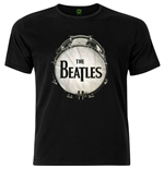 The Beatles Mens Fashion Tee: Drum