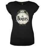 The Beatles Ladies Fashion Tee: Drum
