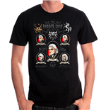 Witcher T-Shirt Shave and Haircut