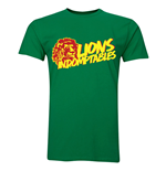 Cameroon Lions Indomptables T-Shirt (Green) - Kids