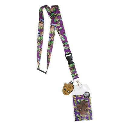 GUARDIANS OF THE GALAXY Groot Lanyard