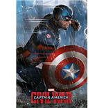 Captain America Poster 262864
