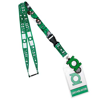 GREEN LANTERN Comic Lanyard