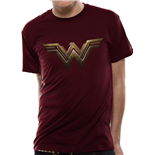 Wonder Woman - Wonder Woman Logo - Unisex T-shirt Red