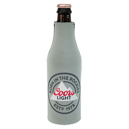 COORS Light Rockies Bottle Cooler