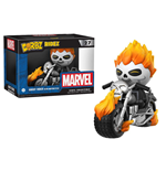 Marvel Comics POP! Ridez Vinyl Vehicle with Dorbz Figure Ghost Rider & Motorcycle 24 cm