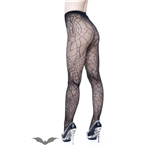 Stockings with Spiderweb