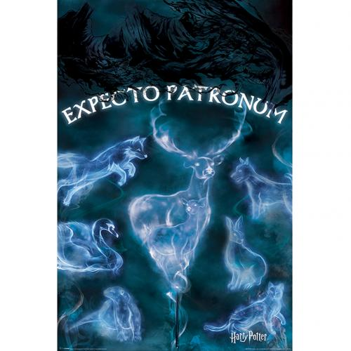 Harry Potter Poster Patronus 288