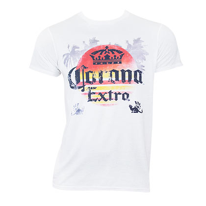 CORONA EXTRA Sunset Tee Shirt