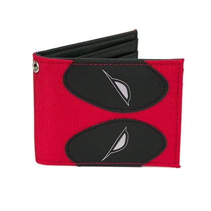 DEADPOOL Big Face Bi-Fold Wallet