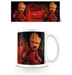 Guardians of the Galaxy Vol. 2 Mug Angry Groot