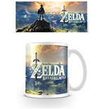 Legend of Zelda Breath of the Wild Mug Sunset
