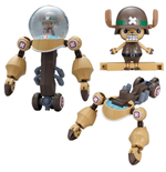 One Piece Chopper Robo Super Series Plastic Model Kit Heavy Armor 10 cm