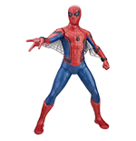 Spider-Man Homecoming Titan Hero Action Figure Tech Suit Spider-Man 38 cm - German Version