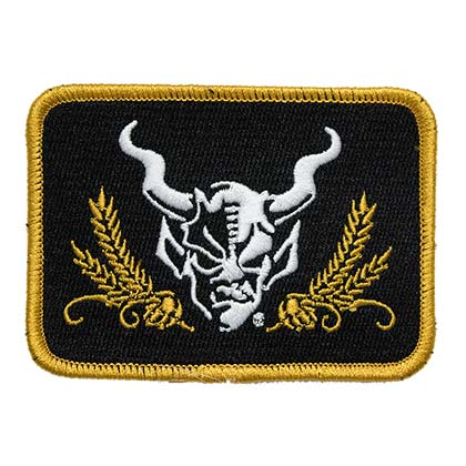 STONE BREWING CO. Beer Patch
