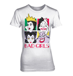 Disney Ladies T-Shirt Bad Girls