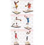 NBA Basketball Action Figures 15 cm Series 29 Assortment (8)