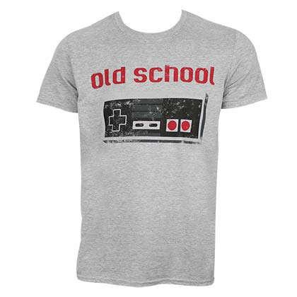 NINTENDO Old School Tee Shirt