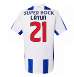 2016-17 Porto Home Shirt (Layun 21)