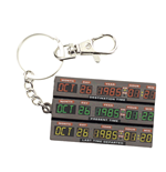 Back to the Future Metal Keychain Time Control 7 cm