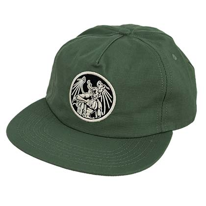STONE BREWING CO. Green Snapback Hat