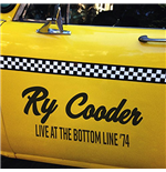 Vynil Ry Cooder - Live At The Bottom Line '74