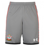 2016-2017 Southampton Away Football Shorts (Graphite) - Kids
