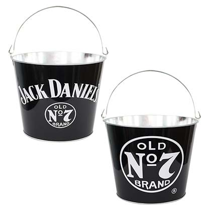 JACK DANIELS Metal Ice Bucket