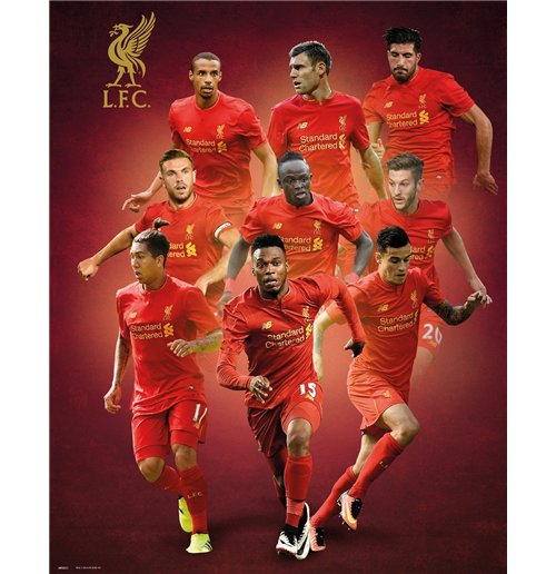 Liverpool FC Poster 264985