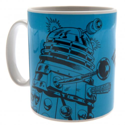 Doctor Who Mug Daleks