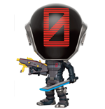 Borderlands POP! Games Vinyl Figure Zero 9 cm