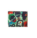 DC COMICS Suicide Squad Quickturn Bi-fold Wallet, Multi-colour