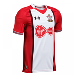 2017-2018 Southampton Home Football Shirt (Kids)