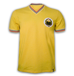 Romania 1973 Short Sleeve Retro Shirt 100% cotton