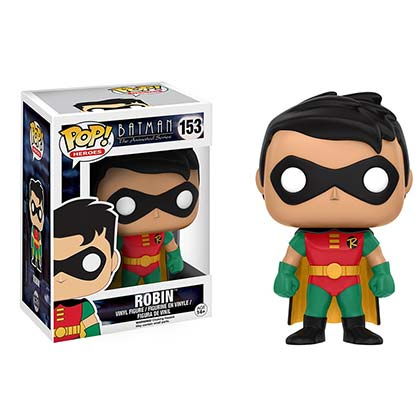 Funko Pop Animated ROBIN Vinyl Figure