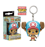 One Piece Pocket POP! Vinyl Keychain TonyTony. Chopper 4 cm