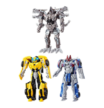 Transformers The Last Knight Armor Turbo Changers Action Figures 20 cm 2017 Wave 1 Sortiment (3)