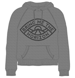 Bring me the Horizon Men's Pullover Hoodie: Eye