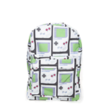 NINTENDO Gameboy All-over Print Backpack, Multi-colour