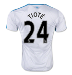 2015-16 Newcastle Away Shirt (Tiote 24) - Kids