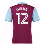 2016-17 Aston Villa Home Shirt (Chester 12)