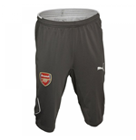 2016-2017 Arsenal Puma Three Quarter Length Pants (Dark Shadow)